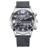 Stylish Megir Chronograph quartz sports design army watch