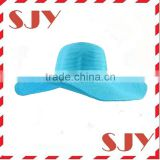 Mexican sombrero straw hat ladies summer wide brim hats