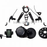 Wheel part 48v 1000w bbs hd mid drive motor ebike kit 8fun mid motor 46T chain wheel