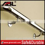 2016 New types 304 stainless steel round pipe brackets,adjustive bracket,adjustable handrail support