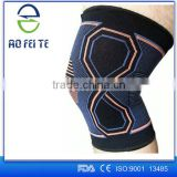 2015 New Arrival Hinged Warm Elastic Adjustable Medical Waterproof knee support brace Heated