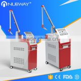 Telangiectasis Treatment Professional All Color Tattoo Removal Device Remove Pigment Tattoos Q-switch Nd Yag Laser Machine Vascular Tumours Treatment
