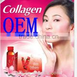 fish with Hyaluronic acid pure 2014 hot selling GMP Collagen liquid