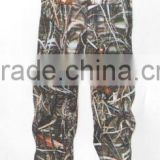 camo bootfoot wader/fishing wader/ Waterfowl Boot foot Waders,ISURE MARINE