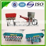 Made in China Usage for Seeding and Fertilizer planting 3row,5rows,8rows Manual Mini Seeder ,Seeder for Walking Tractor