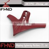 cultivator machine parts/agricultural machinery spare parts,grader blade for farm tractor