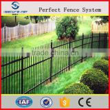 Outdoor Ornamental wrought Iron Railing/stainless steel railing systems/ cast aluminum railing