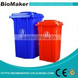 120 Liter Hdpe Industrial Plastic Outdoor Recycling Commercial Dustbin