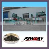 Hot Selling compound fertilizer granulating machine with low consumption