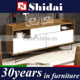 Modern Buffet Table Dining Room With Buffet Cabinet Furniture Contemporary H-829
