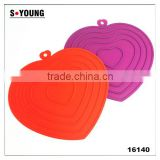 16040 silicone high temperature heat insulation mat