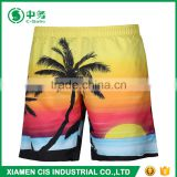 2017 High Quality Plus Size Mens Print Beach Shorts on Sale