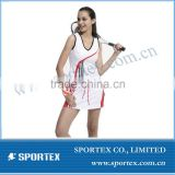 OEM ladies training wear tennis wear women custom LOGO