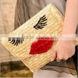 R0028H WHOLESALE NEW FASHION LADIES STRAW BAGS