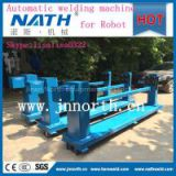 Robot automatic welding machine/Linkage Robot welding positioner /welding positioner for Robot/Welding turntable