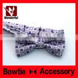 Bottom price promotional fashionable cheap bow ties for men