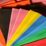 1.8mm-12mm pp corrugated sheet