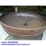 Customized steel tank dished ends for pressure vessel