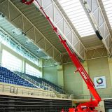 Used TEUPEN LEO36T Aerial Work Platforms Spider Lift