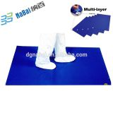 60*90cm 30sheets/mat quality blue sticky mat for entrance exporting to USA Canada Europe