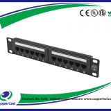 UTP Cat.5e Patch panel 12Port