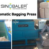 Automatic Bagging Press Machine