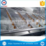 ozone sterilizing vegetable washing machine / bubble fruit washing machine