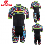 custom made inline speed sportswear jumpsuit