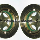 male G thread 3/8 inch,1/2 inch oil level indicators to check oil level with natural glass