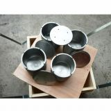 Supply ASTM B386-91 Molybdenum curcible/slot with various dimensions