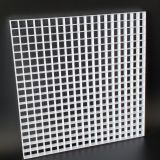 plastic anti-glare  lamp grilles
