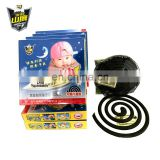 Smokeless mosquito coil incense