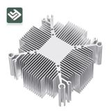 Aluminium moulding profile machining manufacturer aluminum profile for industrial heatsink