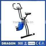 Popular Stow-A-Way Folding Exercise Bike MB260 Fitness Cardio Workout Weight Loss Machine X Bike with Magnetic System