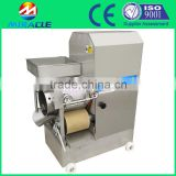New Arrival fish bone process machine, efficiency fish meat separator, fish bone remove machine