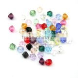 2014 wholesale Austria glass bicone beads color chart 8mm