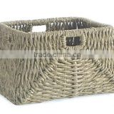 set of 2 basket made of maize /banana leaf