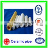 Alumina ceramic tube 99% for precision casting/Structure ceramic abnormal shape alumina ceramic tube