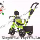 Dalei toys hot model 3 in 1 painting tricycle for 1-5 years' baby/kids tricycle for low price