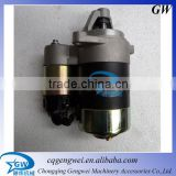diesel engine parts 186F starter motor