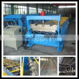 sheet rolling mill hydraulic metal rolling product line, hydraulic roof panel forming line