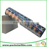 Free sample provided reticulated PET film holographic from China manufacture