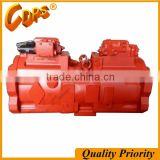 31NB-10022 hydraulic pump assy for crawler-mounted excavator R500LC-7