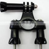 HOT sale for Go Pro GP01 Accessories Bike Handlebar Seatpost Pole Mount for Hero3 hero2 hero1, Max For 4cm Diameter