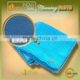 Wuxi market new year promotion good price household microfiber towel for house cleaning with free sample