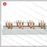 neutral earthing bus bar prices of copper bus bar comb busbar for mcb circuit breaker