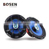 6.5 inch Coaxial Car Speaker with rubber surround diaphragm