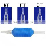 High Quality Top Design RT FT DT 19mm Blue Disposable Tattoo Grip all Styles