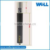 Hot new electronic cigarette battery Aspire CF VV+ 1000mah battery in stock
