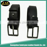 Alibaba New Products Belt Leather Men,High End Business Gentleman Leather